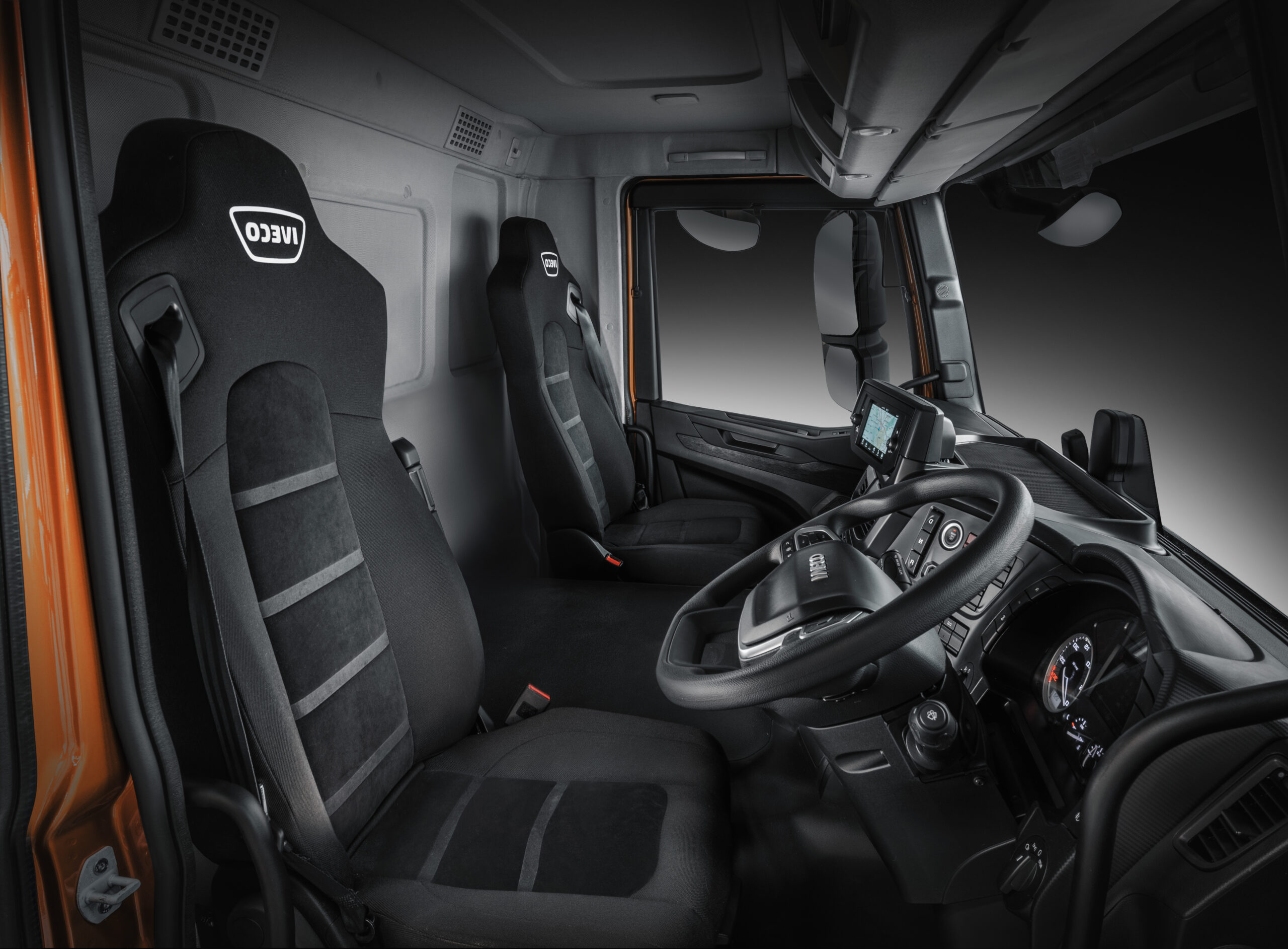 CHOOSE THE BEST CAB FOR YOUR MISSION