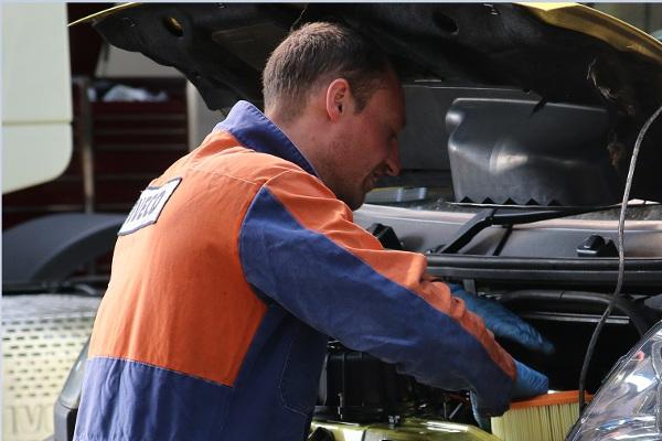 Van Servicing and Repairs