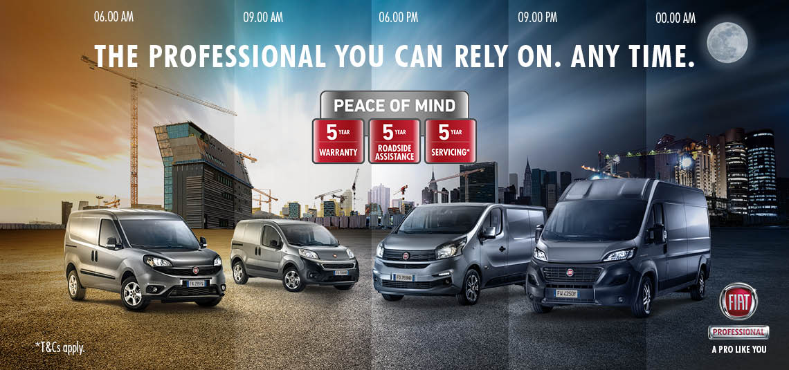 FIAT – 5 Years of Peace of Mind