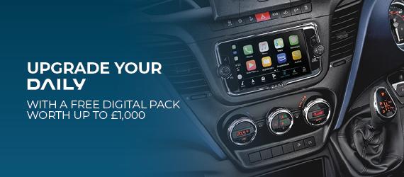 IVECO – Free Digital Pack