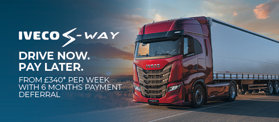 IVECO – S-WAY DEFERRED PAYMENT