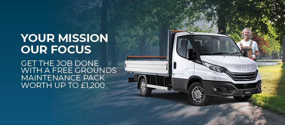 IVECO – Grounds Maintenance Pack