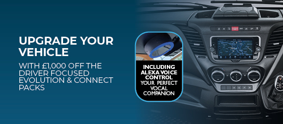 IVECO – EVOLUTION & CONNECT PACK CAMPAIGN