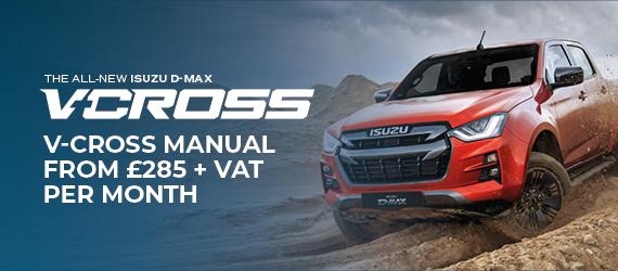 ISUZU – THE ALL NEW D-MAX V-CROSS